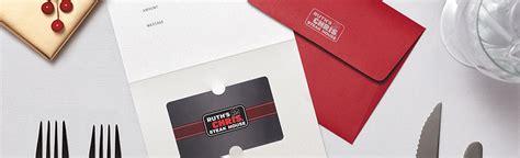 Where To Buy Ruth S Chris Gift Card - best steakhouse fine dining restaurant ruth s chris steak house