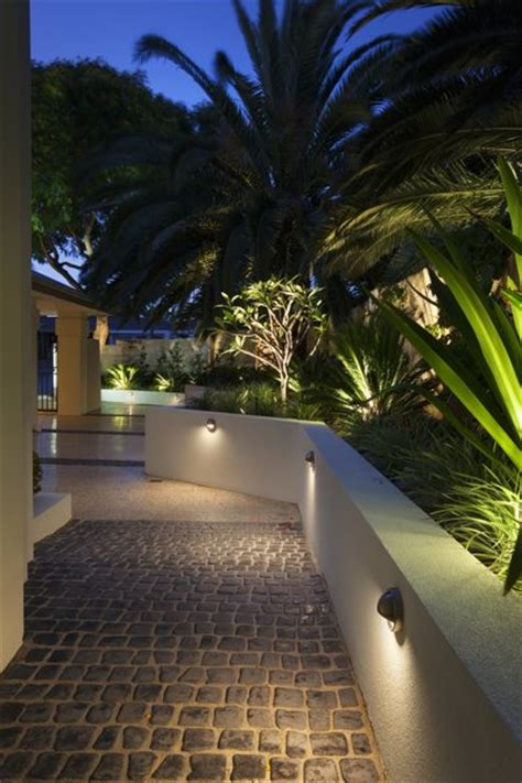 Outdoor Lighting Companies Decking Pathway Lighting The Garden Light Company Photo Gallery