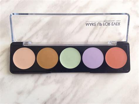 Make The Palette make up forever 5 camouflage palette aishwarya