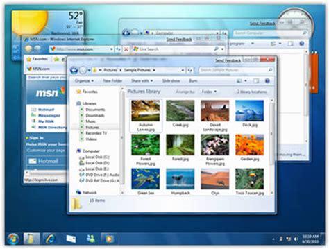 imagenes del sistema operativo windows 10 windows 7 primeras im 225 genes oficiales