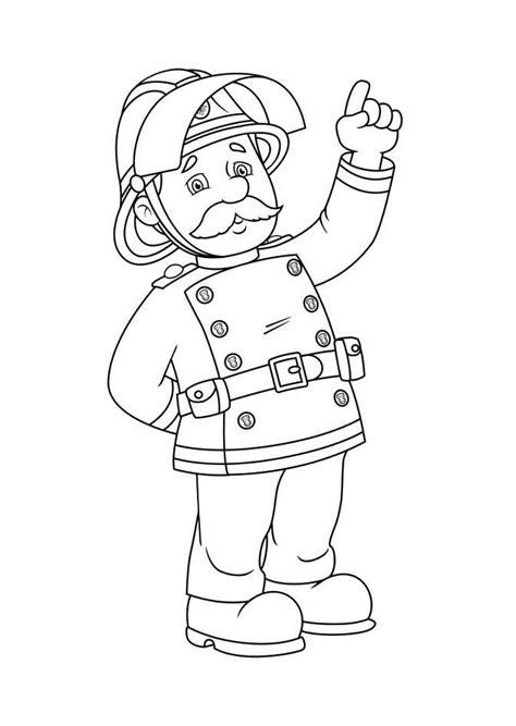 dessin bateau pompier coloriage 195 dessiner bateau sam le pompier