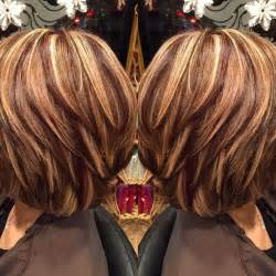 hairstyles for 50 for brown hair and highlights best 25 short hair colors ideas on pinterest highlights