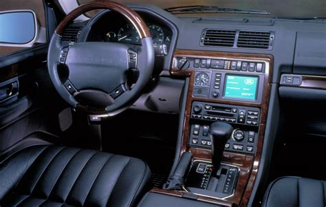 land rover 1999 interior land rover range rover station wagon review 1994 2002