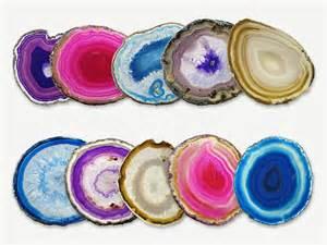 agate color agate slab 1 4 quot assorted colors