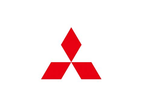 mitsubishi logo transparent background