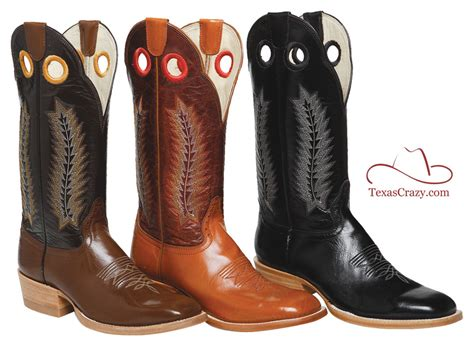 mens custom 13 inch buffalo western boots 2836
