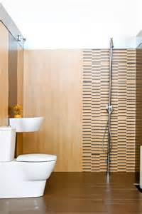 Open Shower Bathroom Door Less Showers Monty Construction News