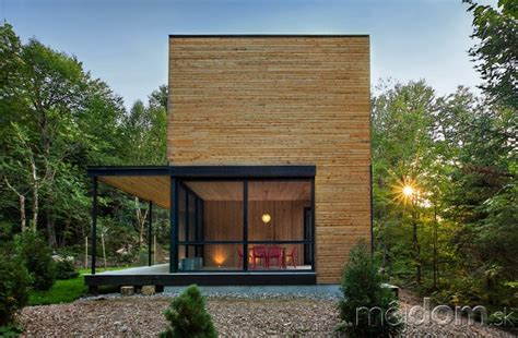 Wooden Cubes Hiasan Kayu Skandinavian dom ukryt 253 v lese 237 svoj vzhľad s ročn 253 m obdob 237 m