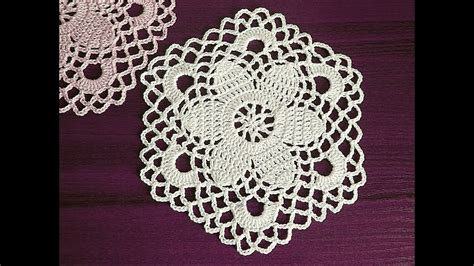 crochet pattern motifs crochet motif tutorial part 1 1 6 round youtube