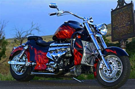 Boss Hoss Bike Rally Paris Tn by Experience The Ride Of A Lifetime On America S Ultimate V8
