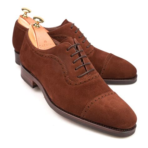 Suede Flat Shoes Polos adelaide 80406