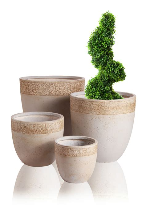 Planters And Citizens by Large Ceramic Plant Pots