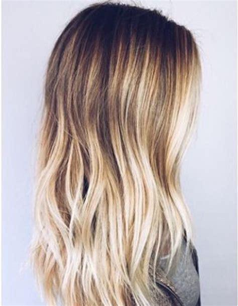 how longs does an ombre color last ombr 233 hair gold ombr 233 hair les plus beaux d 233 grad 233 s de