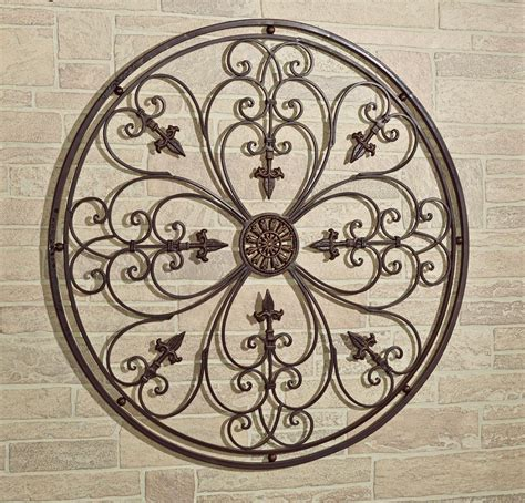 20 collection of wrought iron garden wall wall ideas