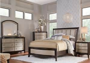 shop for a le 5 pc king sleigh bedroom at rooms to
