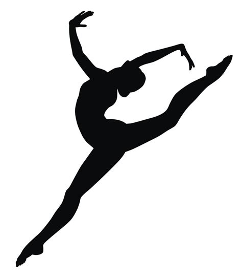 gymnastics clipart gymnastics clipart simple pencil and in color gymnastics