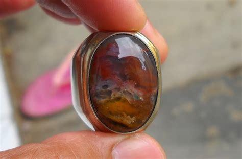 Batu Akik Gambar Syekh pesona batu antik grt02 sold batu garut pancawarna