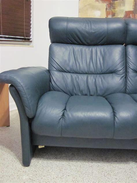 teal leather loveseat ekornes stressless sofa loveseat leather modern atlanta