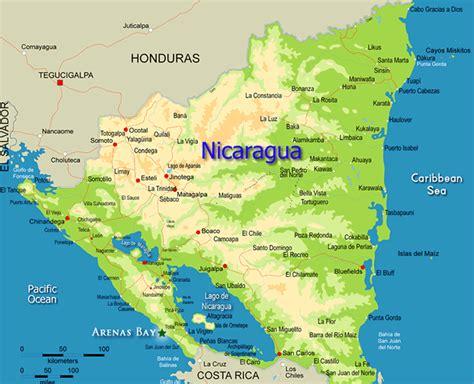 san jose nicaragua map hezekiah savage glog publish with glogster