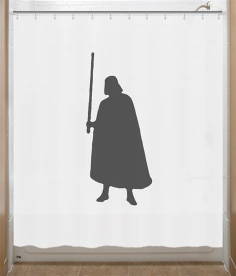 star wars shower curtains darth vader shower curtain star wars shower curtains