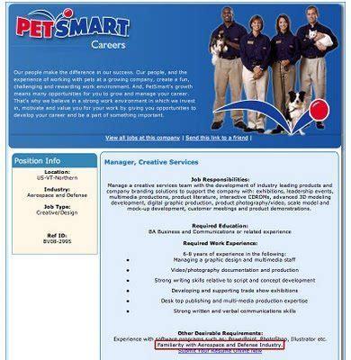 petsmart printable job application pdf online job application for petsmart online application