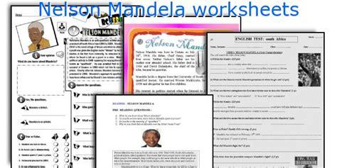 nelson mandela biography for grade 4 nelson mandela worksheets first grade nelson best free