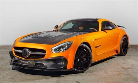 orange mercedes eye orange mansory mercedes amg gt