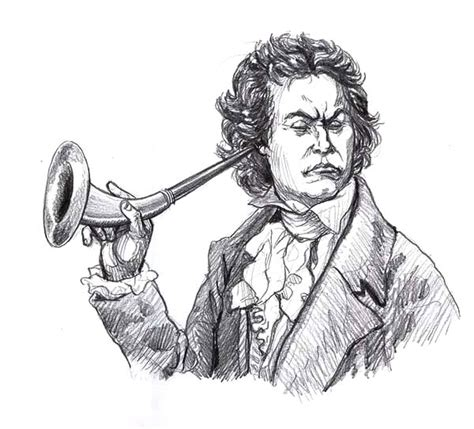 beethoven biography deaf ludwig van beethoven deaf www pixshark com images