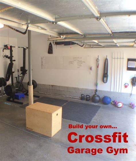 best 20 crossfit garage ideas on