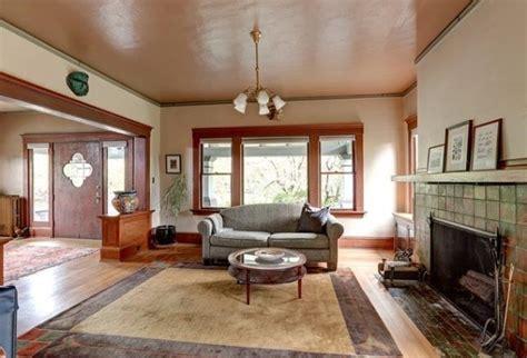 peek inside a grand 1910 swiss chalet craftsman home