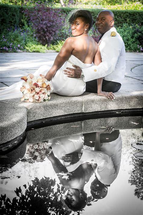 Alecia & Kevin Wedding Photos   Central Park, NYC   Full