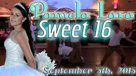 Alra Sweet lara sweet 16 baile sorpresa rhythmwriterz