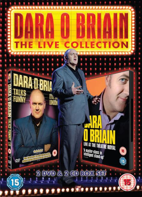 Jan Dara Box Set dara o briain box set 2 dvd and 2 cd set zavvi nl