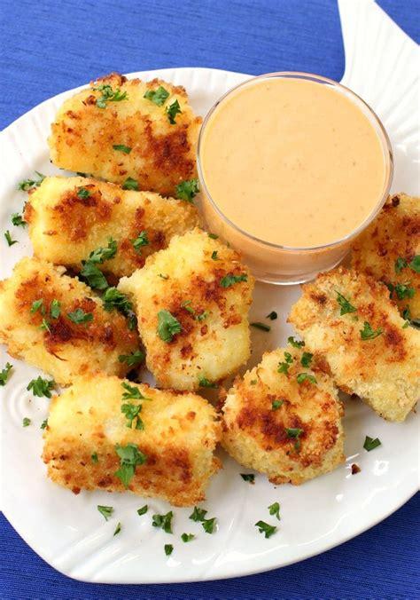 fish nuggets with bang bang sauce mantitlement