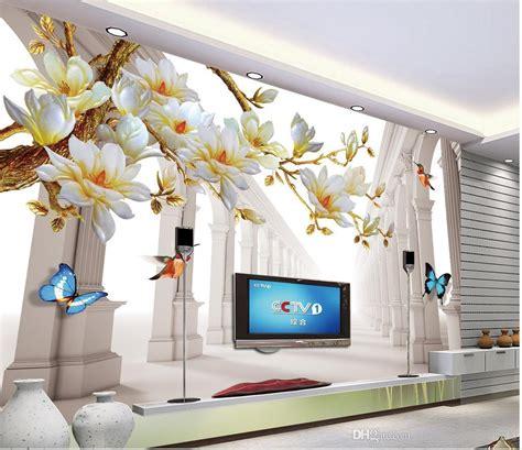 classic home decor fashion magnolia space background wall