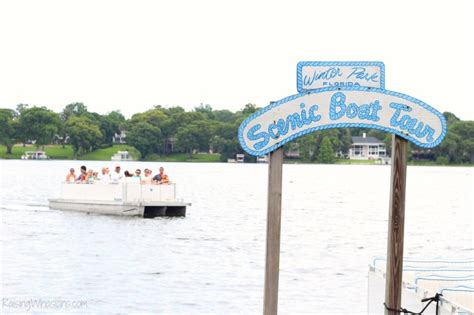 winter park scenic boat tour 12 winter park family activities for your next visit