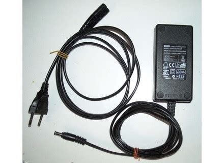 Adaptor Keyboard Korg korg ka310 12v ac adapter image 35529 audiofanzine