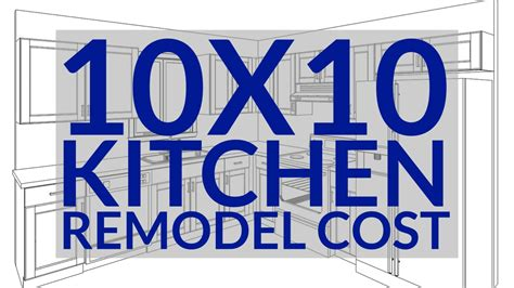 10x10 kitchen cabinets cost 10x10 kitchen remodel cost how to calculate a small