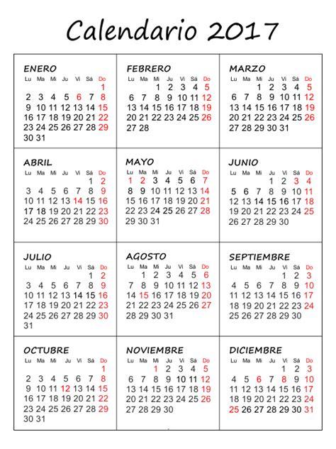 Imprimir Calendario 2016 2017 Calendario 2017 Gratis Para Imprimir 2017 Calendar