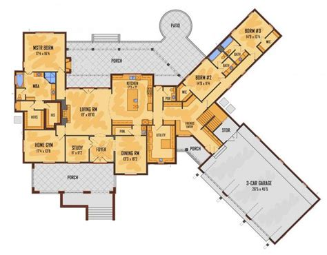 Ski Lodge Floor Plans by House Plans Ski Lodge Home Design And Style