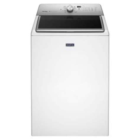 maytag 5 3 cu ft high efficiency top load washer with