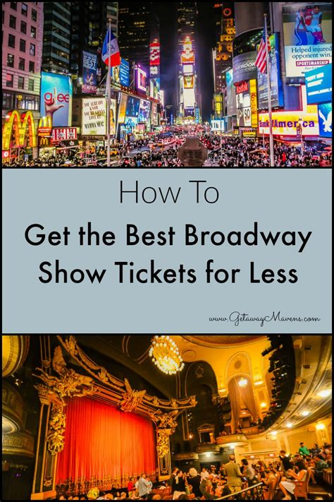 best broadway shows get the best broadway show tickets for less a how to