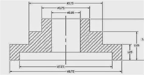 sectional orthographic draft sight sectional orthographic views