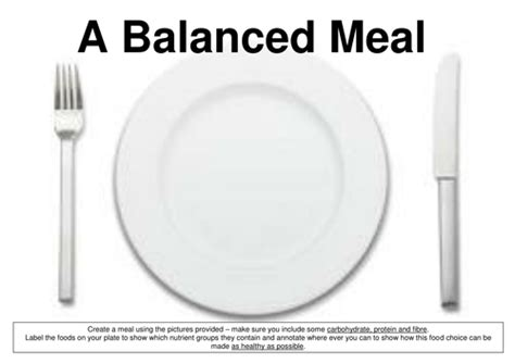 diet plate template balanced diet and the eat well plate by clarajean