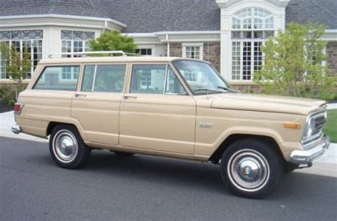 1960 jeep wagoneer 1976 jeep wagoneer bring a trailer autos post