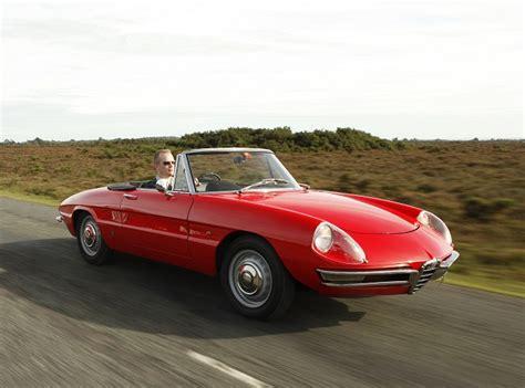 1967 alfa romeo spider 1600 duetto