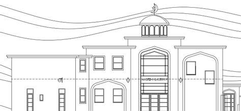 masjid design guidelines mosque plans lodged for grafton street blog preston