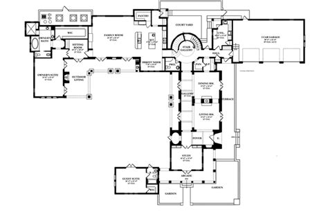 a frame guest house plans cottage house plans