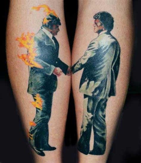 15 fotos de tatuagens de rock and roll desenhos imagens