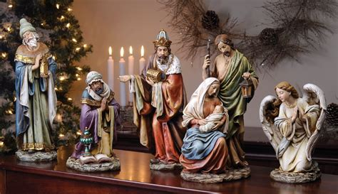christmas mangers for sale decor inspiring nativity sets for sale for ornament ideas stvladimirs net